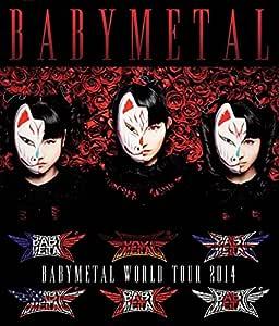 BABYMETAL[BABYMETAL WORLD TOUR 2014 限定ステッカー・ジャケット仕様]