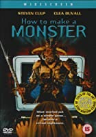How to Make a Monster [DVD]