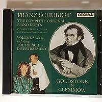Schubert: Piano Duets Vol 7