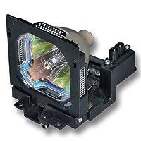 Sanyo PLC-XF35 TV Lamp with Housing with 150 Days Warranty [並行輸入品]