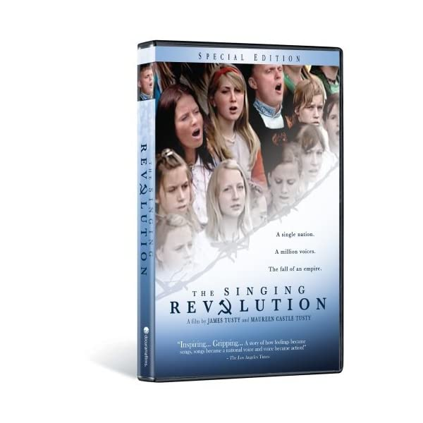 Singing Revolution [DVD]...の商品画像
