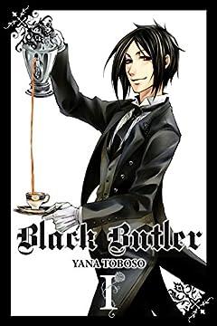 Black Butler, Vol. 1の書影