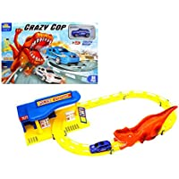 Little Treasuresおもちゃ、Crazy CopはわくわくするElectric Railcarゲーム
