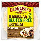 [Old El Paso] 古いエルパソ6定期的なグルテンフリーのトルティーヤ216グラム - Old El Paso 6 Regular Gluten Free Tortilla 216G [並行輸入品]