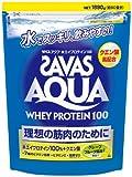 ザバス アクアホエイプロテイン100 グレープフルーツ風味【90食分】 1,890g