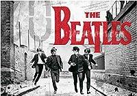 ザ・ビートルズ(The Beatles)89x60cmポスター [J-4272] [並行輸入品]