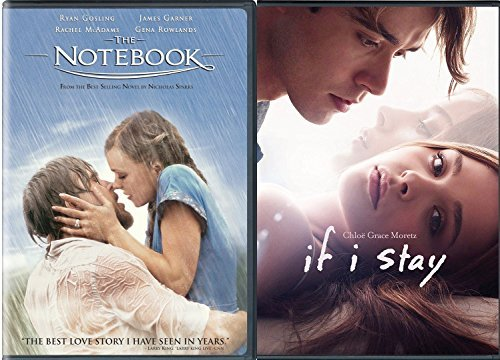 The Notebook + If I Stay Love Romance Movies DVD Collection [並行輸入品]