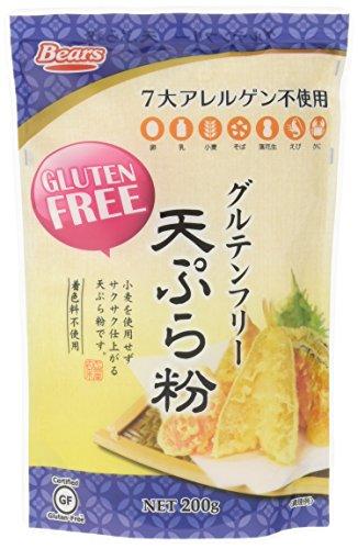 (ケース販売) グルテンフリー天ぷら粉×10袋