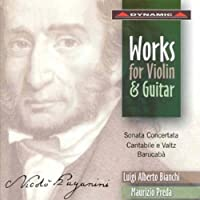 Works for Violin & Guitar 2 by NICOLテ PAGANINI (2004-05-25)