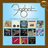 The Complete Bearsville Albums Collection (13CD) by Foghat
