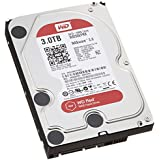 Western Digital HDD 内蔵ハードディスク 3.5インチ 3TB WD Red NAS用 WD30EFRX 5400rpm 3年保証