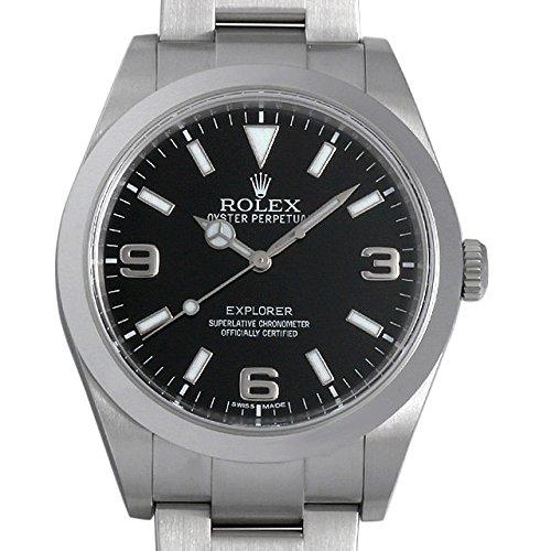 [ロレックス]Rolex エクスプローラー1 ルーレット 214270 腕時計【中古】 [並行輸入品]