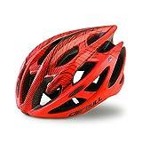 CAIRBULL 自転車 ヘルメット 大人 超軽量 高剛性 ロードバイク サイクリング ロードバイク用ヘルメット 通気性 インナーキャンプ付き ..