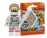 レゴ(LEGO) ミニフィギュア シリーズ15 宇宙ひこうし (未開封品)|LEGO Minifigures Series15 Astronaut 【71011-2】
