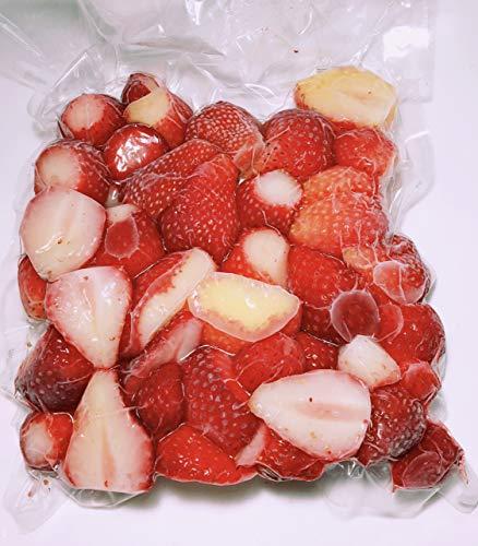 国産 冷凍 いちご ( ストロベリー ) 500g×20P 業務用 イチゴ 苺 とちおとめ 福島県産