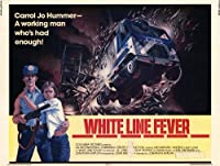 White Line Feverムービーポスター11 x 14 jan-michael Vincent Kay Lenzスリム・ピケンズ Unframed 239978