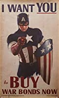Efx Captain America Movie I Want You Poster