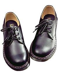 [N gaji] マーチンシューズ エンジニアシューズ 3アイシューズ BOOTS ワークブーツ 定番 ワークシューズ カジュアル アウトドア ショートブーツ 男女兼用