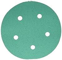 """3M 01561 Stikit Green 5"""" 80D Grit Dust-Free Disc Roll [並行輸入品]"""