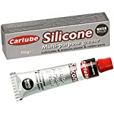 Tetrosyl LTD Silicone Grease Multi Purpose Grease Water Repellent Carlube 70g