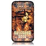 Msic Skins iPhone 3G/3GS用フィルム Alice Cooper – Brutality Live iPhone 3G/3GS MSRKIP3G0012