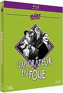 L'EXPLORATEUR EN FOLIE [Blu-ray]