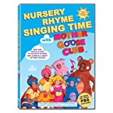 Nursery Rhyme Singing Time With Mother Goose Club [DVD] [Import]