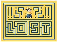 Lost Minion Magnet - Magnet Made From High Quality Materials