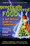 Genetically Engineered Food: A Self-Defense Guide for Consumers (English Edition) 画像