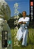 鹿島神傳直心影流 第二巻 「構えと形」 [DVD]