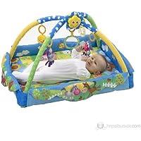 Serra Baby Happyファームwithライトandブザーゲームカーペット