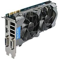 GALAXY社製 NVIDIA GeForce GTX660 Ti GPU搭載ビデオカード GF PGTX660TI-OC/2GD5 (オーバ-クロックモデル)