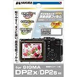 HAKUBA 液晶保護フィルム SIGMA DP2X用 DGF-GSDP2X
