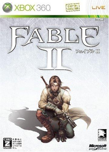 FABLE II(フェイブル2)(初回限定版:「ボーナスDVD」&「ボーナスゲームコンテンツダウンロードカード」同梱)【CEROレーティング「Z」】 - Xbox360