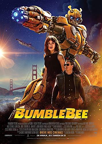 映画 バンブルビー ポスター 42x30cm BUMBLEBEE 2018 ヘイリー スタインフェルド ジョン シナ トランスフォーマー