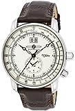 [ツェッペリン]ZEPPELIN 腕時計 Special Edition 100 Years Zeppelin アイボリー 76401 メンズ 【正規輸入品】