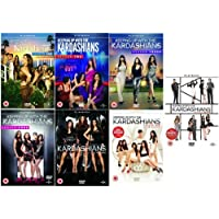 Keeping Up With The Kardashians 1 - 6 Complete Collection: Season 1, 2, 3, 4, 5, 6 and 7 Set