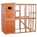 【ドイツTRIXIE】 キャットタワー 屋外用木製キャットホーム キャットホーム キャッテリーキャットハウス