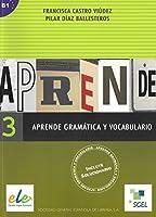 Aprende Gramatica Y Vocabulario 3: Pt. 3