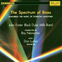 The Spectrum Of Brass - Featuring the music of Gordon Langford (2008-07-14)