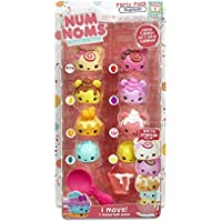 [Num Noms]Num Noms Series 1 Scented 8Pack Cupcake Party Pack 541653 [並行輸入品]