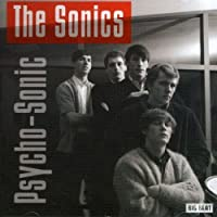 Psycho-Sonic by The Sonics (2003-08-02)