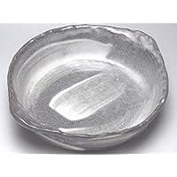 森乃刷毛目 丸グラタン皿(φ166)