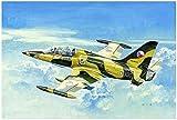 トランペッター 1/48 チェコ・スロバキア 高等練習機 L-59アルバトロス プラモデル 05806