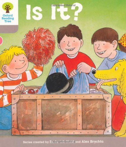 Oxford Reading Tree: Level 1: More First Words: Who Is It?の詳細を見る