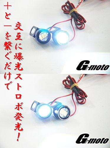 爆光 ストロボ LEDライト 白 RF400/R RF900R RGV250γ RG250ガンマ RGVγ TL1000S TL1000R GSX250R GSX-R250R GSX-R400R GSX-R750R GSX-R1100R GSX1300R 隼 ボルティ グラストラッカー/ビッグボーイ バンバン200 GS400/E GSX250E GSX400E ザリ ゴキ RG250 GSX400/FS GT250 GT380 GT550 GT750 ジェベル125 ジェベル200 ジェベル250 DF125 DF200E DF250 DR250 DR350 DR400 DR650 DR800 RM-Z250 RM-Z450 RH70 RH125 RH250 RMX250S TS200R TS250R ハスラー イントルーダー250/クラシック イントルーダー400 ブルーバード400