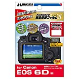 HAKUBAその他 液晶保護フィルム MarkII Canon EOS 6D 専用 液晶保護フィルム MarkII DGF2-CAE6Dの画像