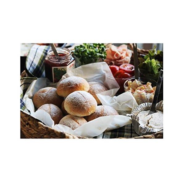 春よ恋100% 国産小麦パン用強力粉 2kgの紹介画像5