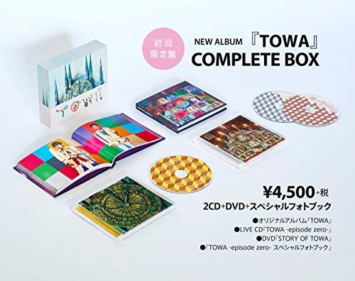 TOWA (初回限定盤COMPLETE BOX)(DVD・スペシャルフォトブック付)