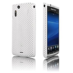 MSY Polyvalent Series Web Case for Xperia acro Snow White/ホワイト EPA03-001WH